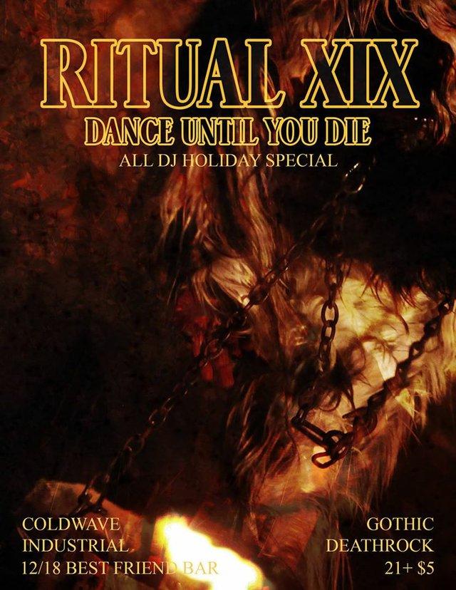 Ritual XIX