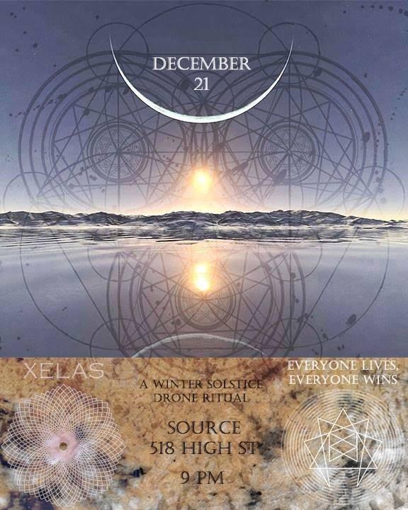 XELAS / Everyone Lives Everyone Wins Winter Solstice Ritual