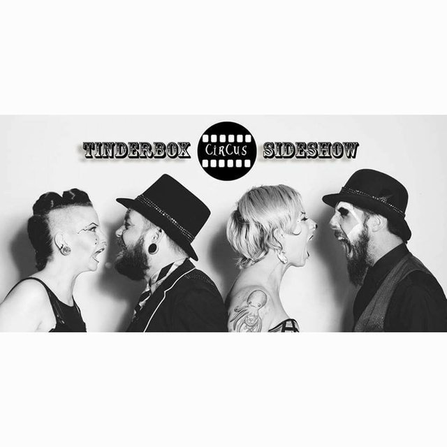 Tinderbox Circus Sideshow/ Ford Theatre Reunion/ Drunk and Sailor