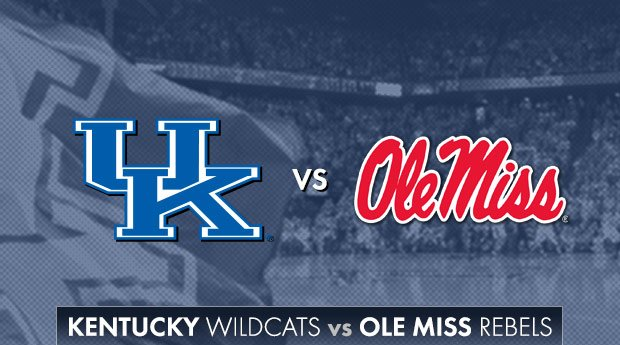 Basketball: UK vs. Ole Miss