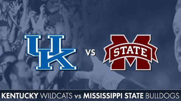 Basketball: UK vs. Mississippi State