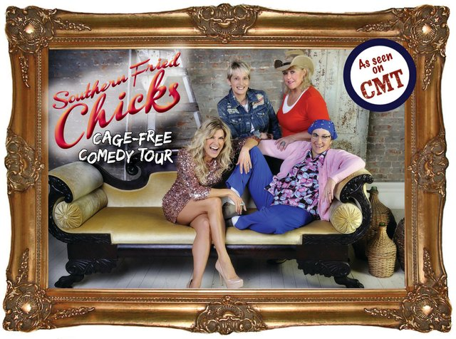 Southern Fried Chicks Comedy Tour