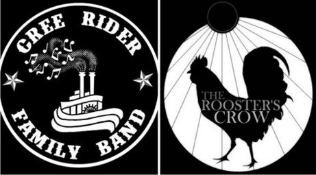 Cree Family Riders/ Rooster's Crow