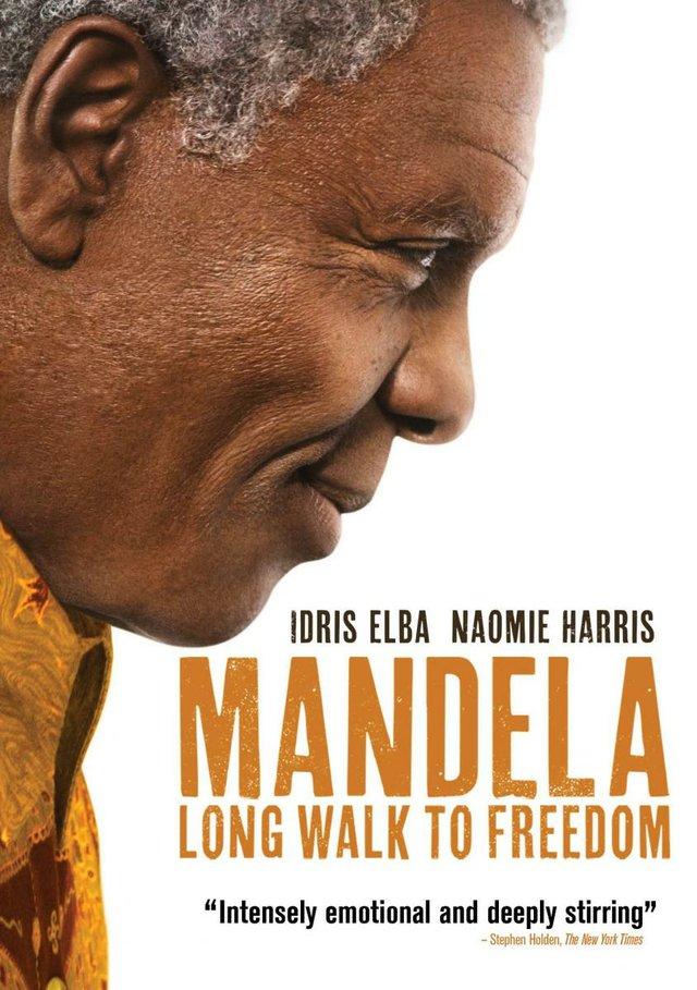 "MLK Jr. Day Film Screening: ""Mandela: Long Walk to Freedom"""