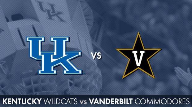 Basketball: UK vs. Vanderbilt