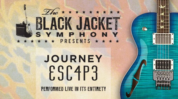 "Black Jacket Symphony: Journey's ""Escape"""