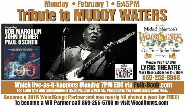 WoodSongs: Tribute to Muddy Waters