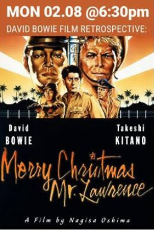 """Merry Christmas, Mr. Lawrence"" Film Screening"