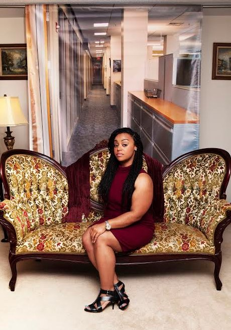 Artist Talk: Kenya Robinson