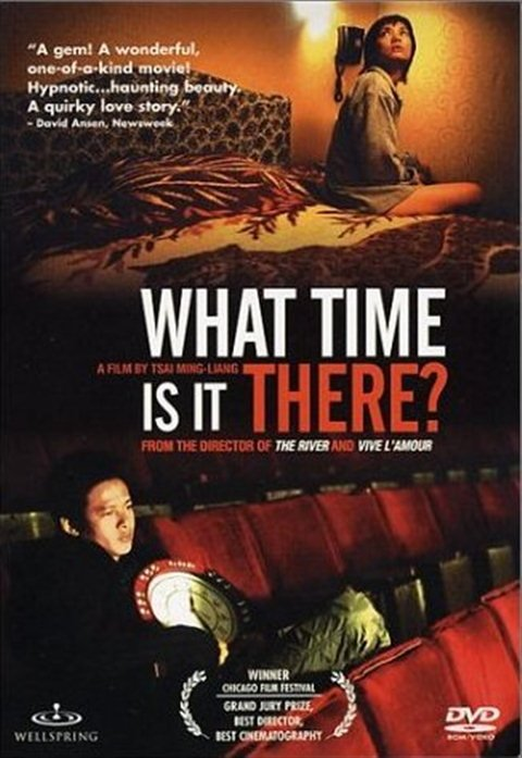 """What Time Is It There?"" Film Screening"
