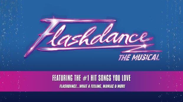 """Flashdance: The Musical"""