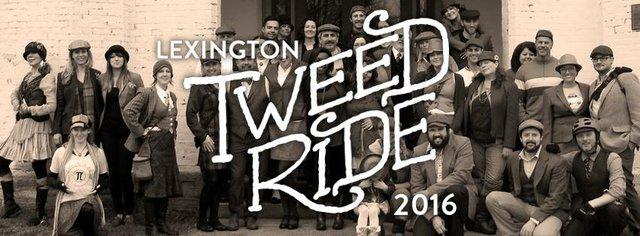 Tweed Ride 2016
