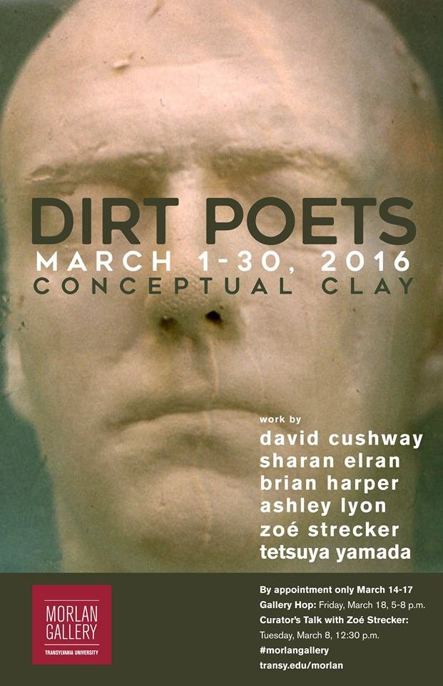 Dirt Poets: Conceptual Clay Gallery Hop