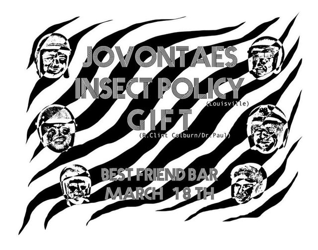 Jovontaes/ Insect Policy/ Gift