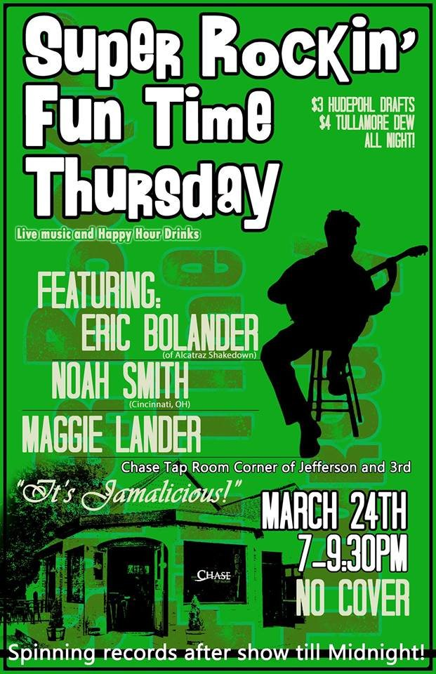 Eric Bolander/ Maggie Lander/ Nolan Smith