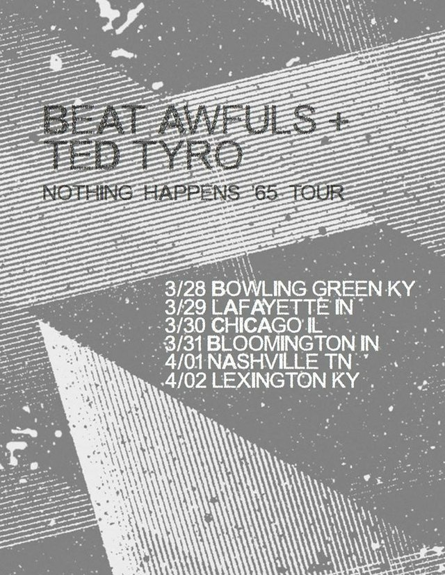 Beat Awfuls/ Ted Tyro/ The Psychics
