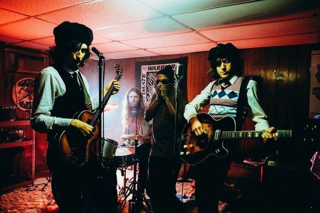 The Yawpers / The Blackfoot Gypsies