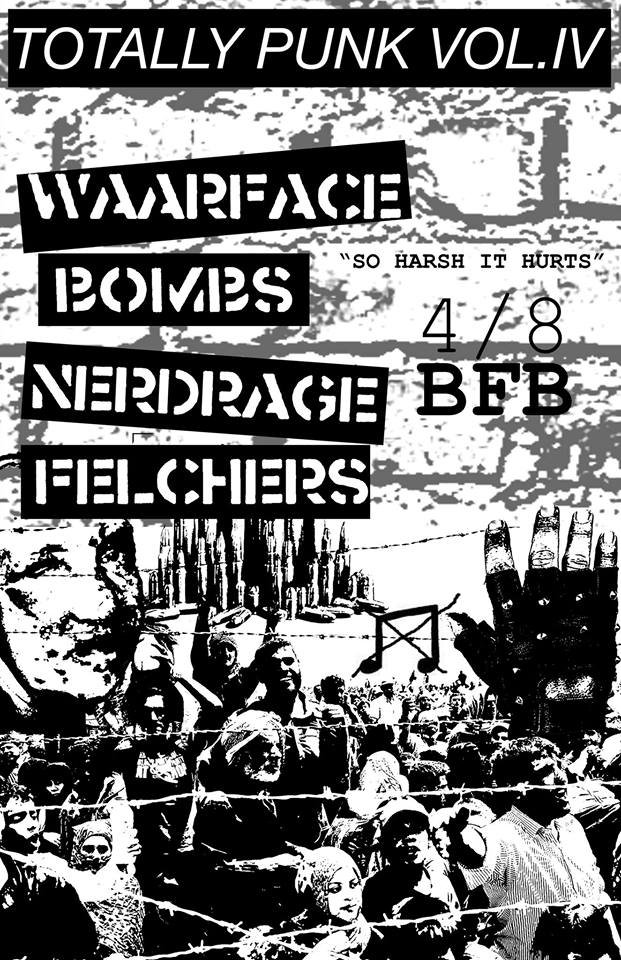 Warfaace/ Bombs/ Felchers