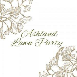 Ashland Lawn Party Logo