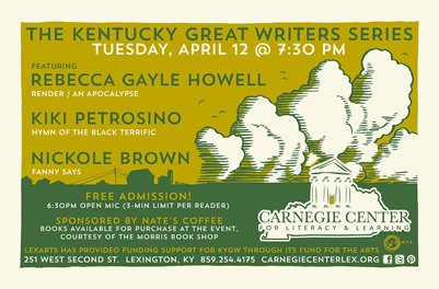 The Kentucky Great Writers Series