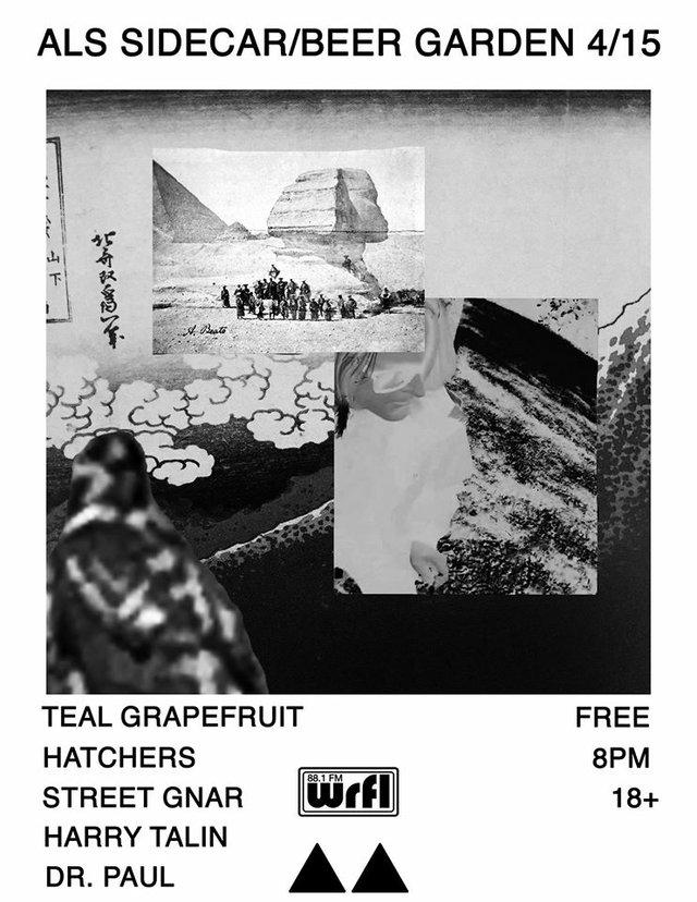 WRFL: River Girls present: Harry Talin/ Street Gnar/ Dr. Paul