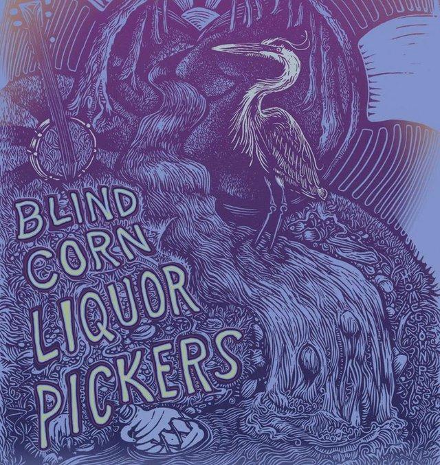 Mojoflo/ Blind Corn Liquor Pickers/ Driftwood Gypsy