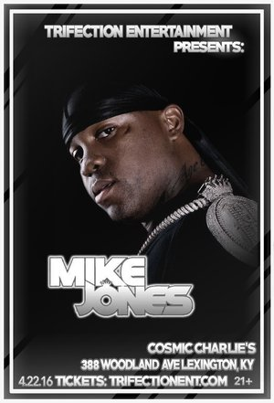 Mike Jones Live/ DJ Miracle