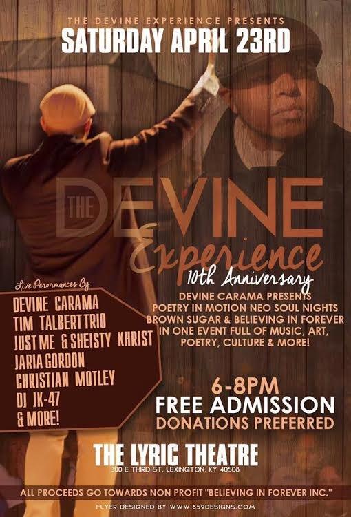The Devine Experience 10th Anniversary