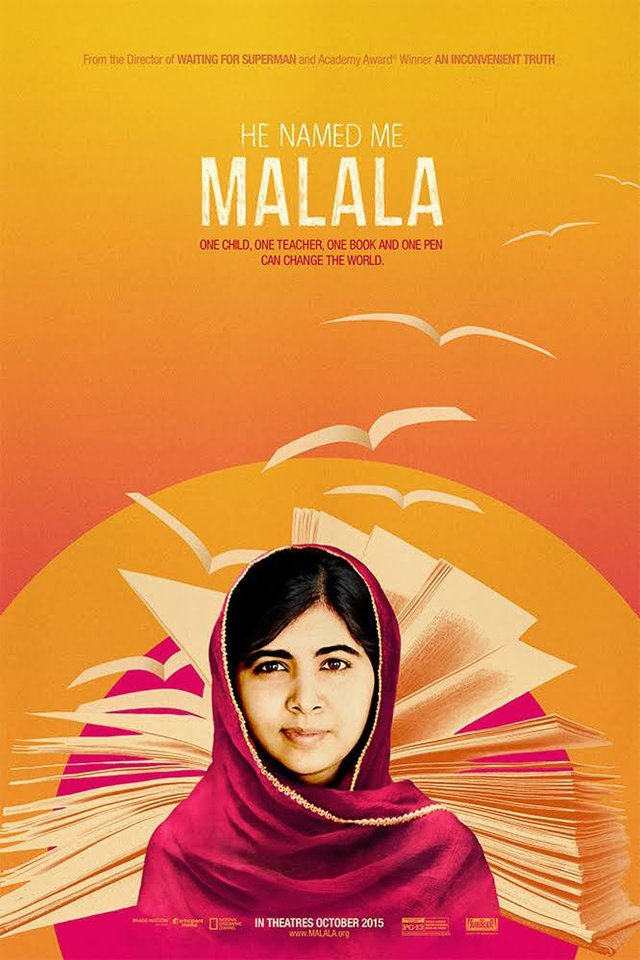 'He Named Me Malala' Film Screening