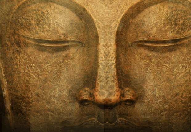 Tin Can Buddha