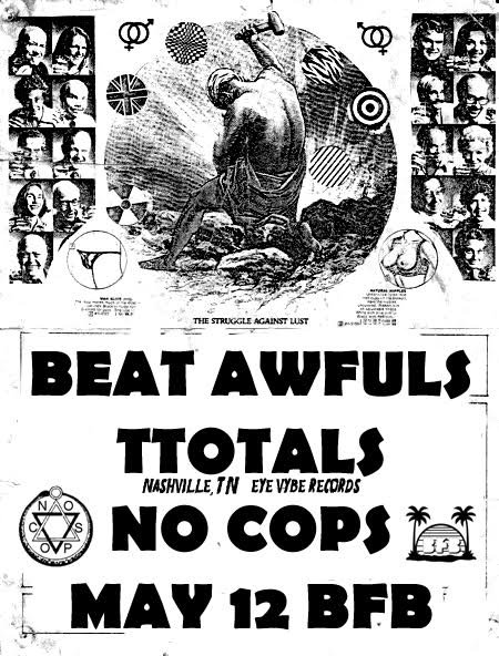 Beat Awfuls/ TTotals/ No Cops
