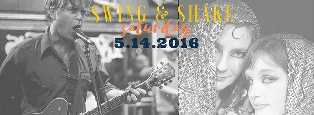 Sing and Shake Saturday: Chris Sullivan/ Mecca Dance/ Johnny Conqueroo