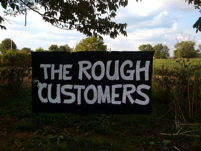 The Rough Customers/ Drunk and Sailor