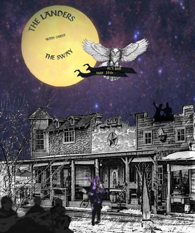 The Landers/ The Sway
