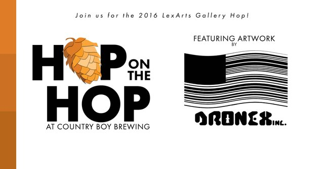 Gallery Hop: Lexington Craft Beer Week