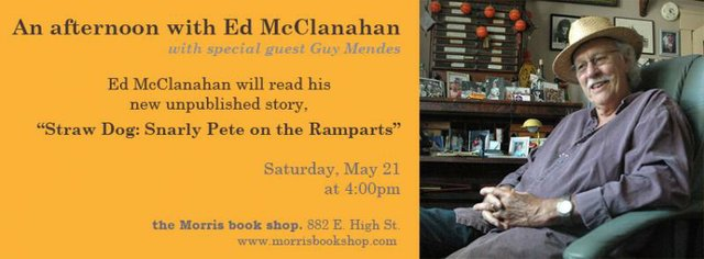 An Afternoon with Ed McLanahan