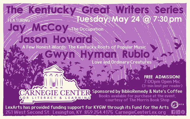Kentucky Great Writers Series