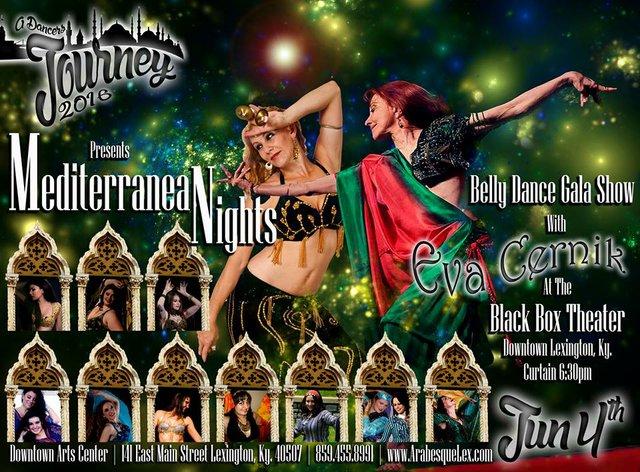 Mediterranean Nights: Gala Show