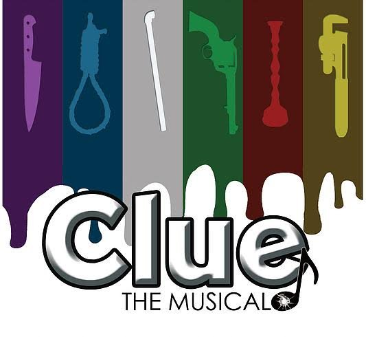 Studio Players presents Clue: The Musical