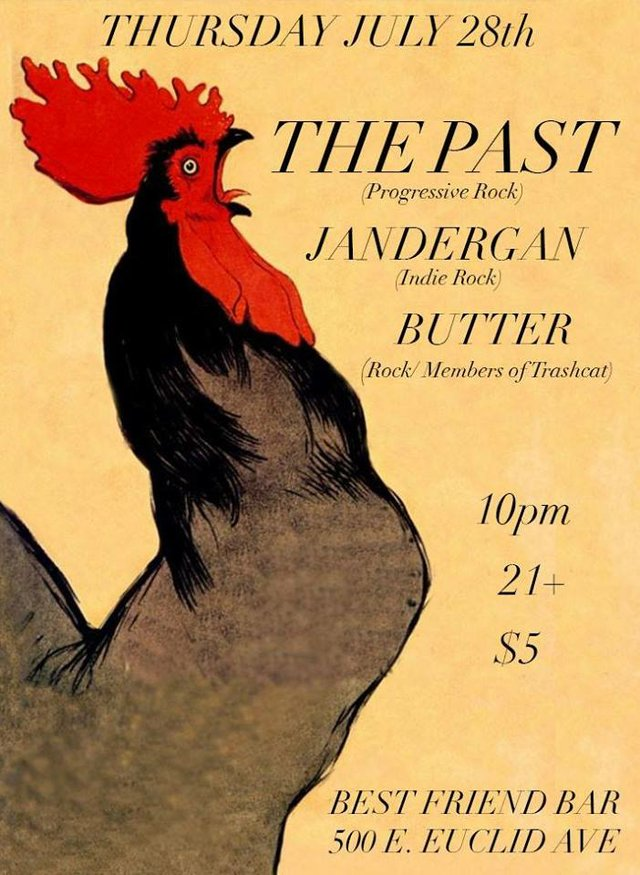 The Past/ Jandergan/ Butter