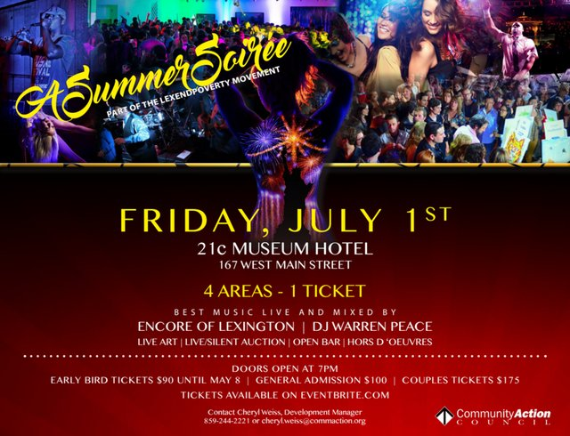 Community Action Council Summer Soiree