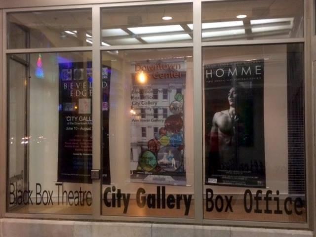 Gallery Hop: Homme Art Portrait Exhibit