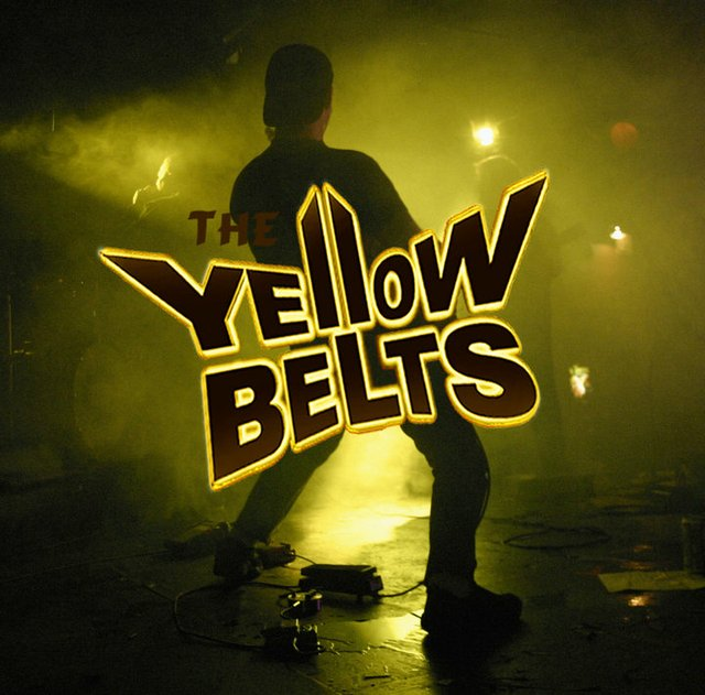 The Yellow Belts/ Fanged Robot/ All Alive