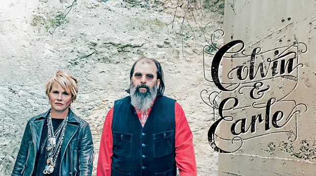 Troubadour Concert Series: Colvin and Earle