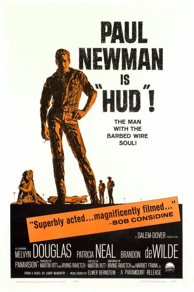 "Summer Classic Film Series: ""Hud"""