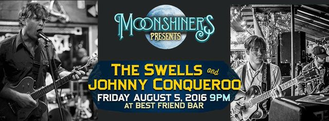 The Swells/ Johnny Conqueroo