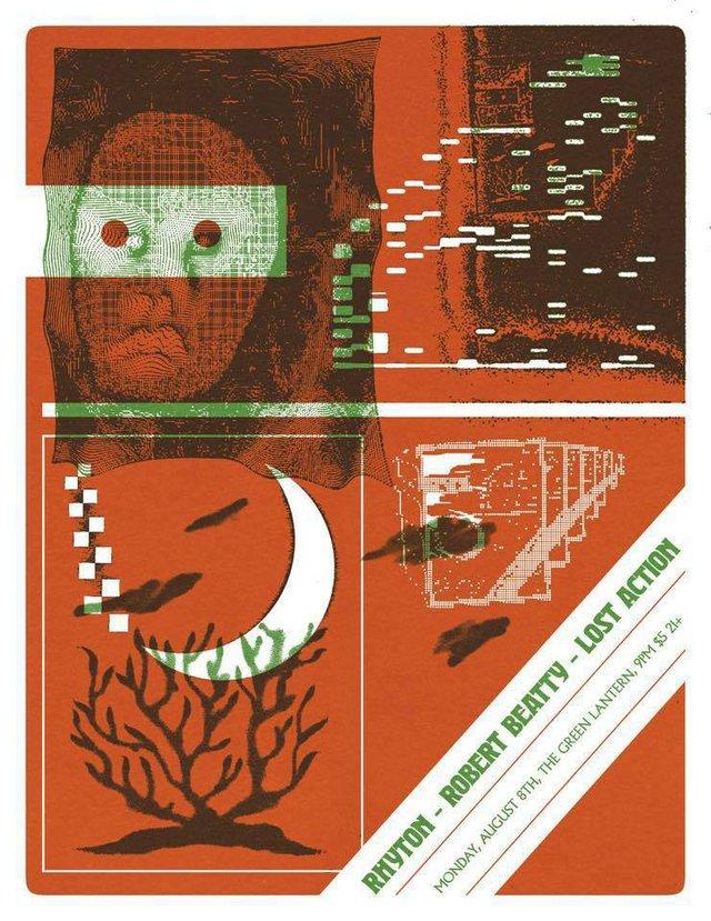 Rhython/ Robert Beatty/ Robert Beatty and Lost Action