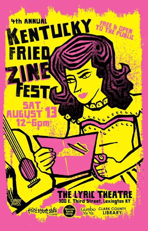Kentucky Fried Zine Fest