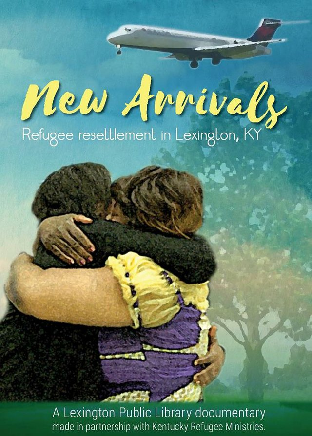 """New Arrivals"" Film Screening"