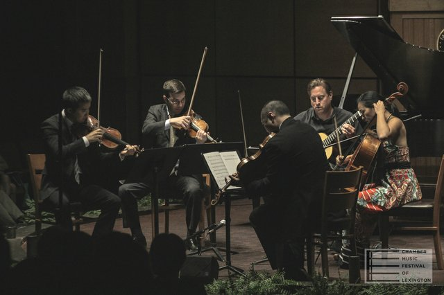 Chamber Music Festival of Lexington Mainstage Concert II